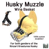 *~Ri!~* KZK Husky Muzzle