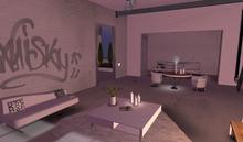 Designer Prims Madison Skybox, House, Home, Prefab