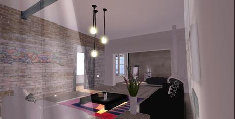 Designer Prims Lil Skybox, prefab, house