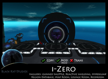 BKS Ships - i-Zero Luxury Space Home (BOXED)