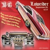 BC - Hydraulics Suspension Kit 2.5 Lowrider