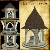 Hot Tub Temple Couples Animations Singles Animations Bath