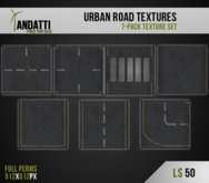 Andatti - Urban Road PACK