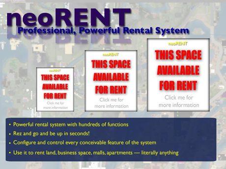 neoRENT Rental Box System - Powerful, Professional Rental Solution