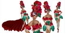 Boudoir Christmas -Mexico National Costume