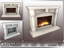 Mesh object - Full Permission ! Fireplace