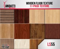 Andatti - Wooden Floor PACK