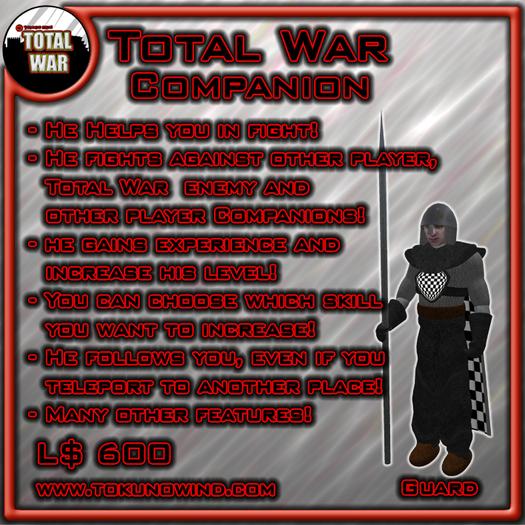 Total War Companion Guard
