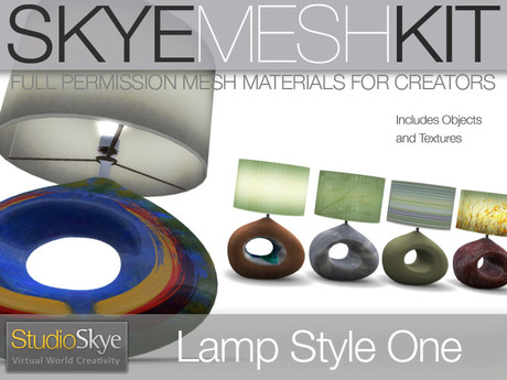 Skye MESH Kit - Lamp Style One