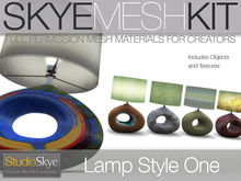 Skye MESH Kit - Lamp Style One