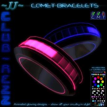 ~JJ~ Club~Rezz Bracelets - Comet