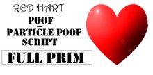 _Particle Poof Script -  Red Hart full prim