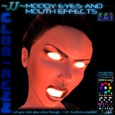 ~JJ~ Club~Rezz Moody Eyes and Mouth Effects