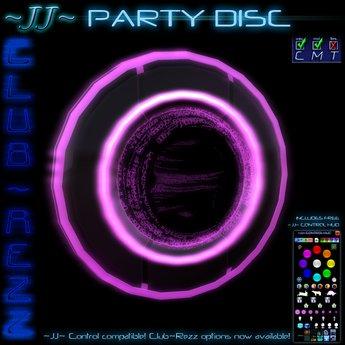 ~JJ~ Club~Rezz Party Disc