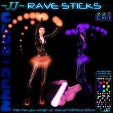 ~JJ~ Club~Rezz Rave Sticks