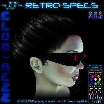 ~JJ~ Club~Rezz Retro Specs