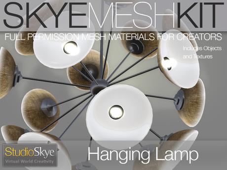 Skye MESH Kit - Hanging Lamp  INTRO PROMO PRICE