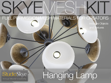 Skye MESH Kit - Hanging Lamp  INTRO PROMO PRICE
