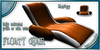 WaterWorks - FLOATY CHAIR - ORANGE
