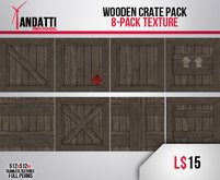 Andatti - Wooden Crate Pack