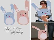 Pink Bunny Cushion [Boxed]