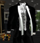 After Hours Formal Wear ~Silver~