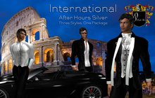 After Hours International Male ~Silver~