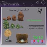 Dranopia Harmony Set Air