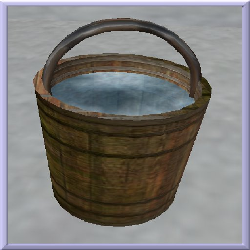 Water Bucket-Holdable