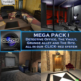 -CLICK- MEGA PACK Props for the Professional
