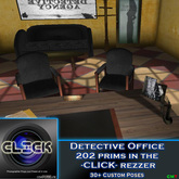 -CLICK- Detectives Office  Props for the Professional