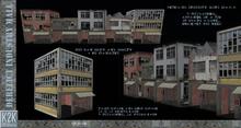 derelict industry mini mall
