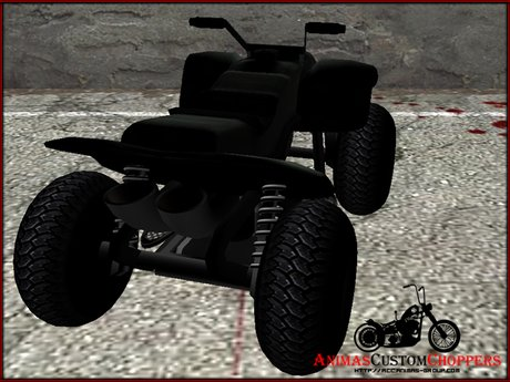 Free Quad!  ACC - ATV-4x4/2