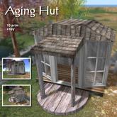 *AQF* Aging Hut BOX