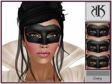 ::KK:: Party mask Black