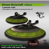 Xtreme Hovercraft & Rezzer V.1.5 - Black & Green