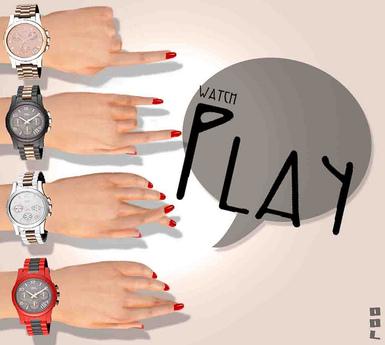[DDL] Play (Black)