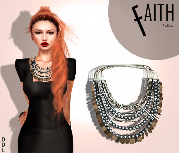 [DDL] Faith (Necklace)