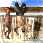 D.Luxx Poses - Hanging
