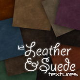 12 Leather & Suede Textures