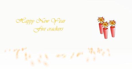 New Year Firecrackers - Firework