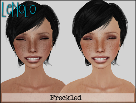 `Lenolo` - Freckled