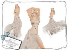 ~*~Shar's Gowns~*~Sheer dune