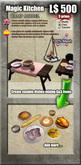 Cocina Magica / Magic Kitchen [G&S] Camp model