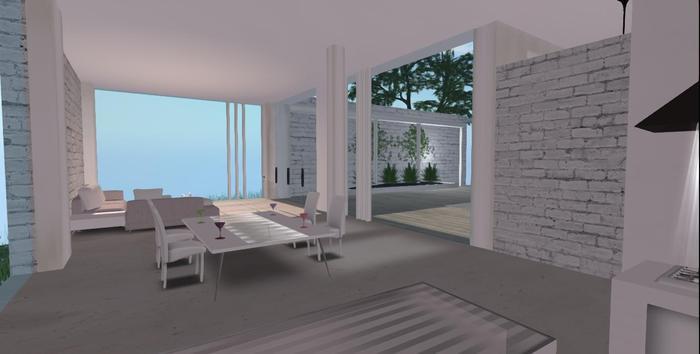 Designer Prims Urban Conviction Prefab, house, home