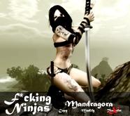 *FN* Mandragora Pose + Katana