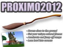 Proximo 2012 - Flying Broomstick