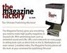 The Magazine factory V2.3a