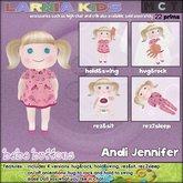~* Larnia Kids *~ bebe buttons - Andi Jennifer
