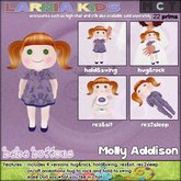 ~* Larnia Kids *~ bebe buttons - Molly Addison